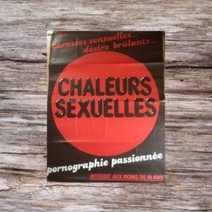 Chaleurs Sexuelles