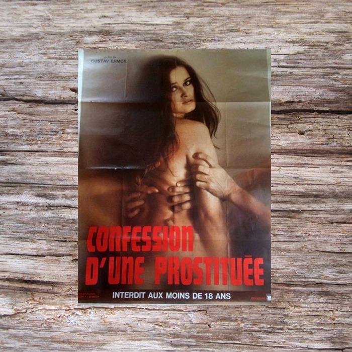 Confession d une Prostituée