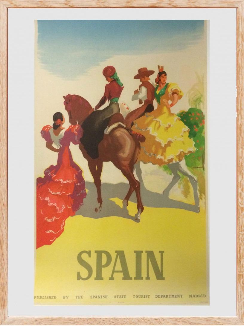 SPAIN CAROUSSEL