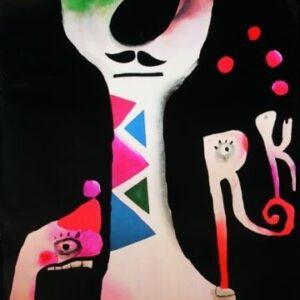 Cirque POLONAIS CIRK par Jan LENICA 1976
