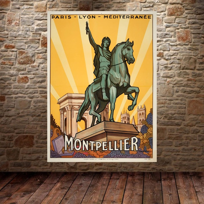 MONTPELLIER Paris Lyon Méditerranée